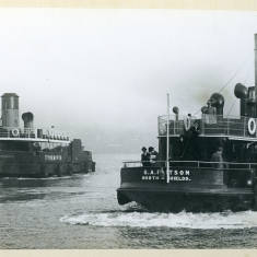 Ferries U.A.Ritson and Tynemouth