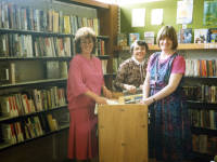 Donald Hope Library: Staff