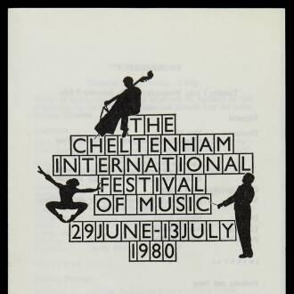 Everyman Theatre, Cheltenham, July 1980