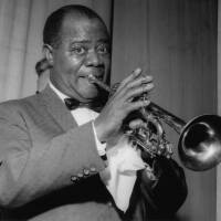 Louis Armstrong, 1962.