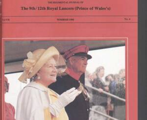 9th-12th Lancers, 1988