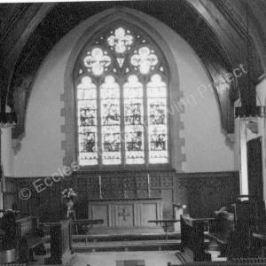 St Marks Church Grenoside, Interior