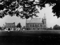 Vestry Hall and Cricketers Inn, London Road, Mitcham