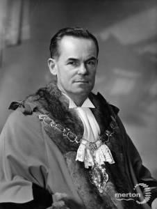 Councillor A.C. Prestage, Mayor 1952-53