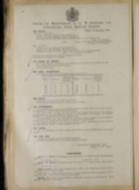 Routine Orders - June 1918 - April 1919 - Page 156