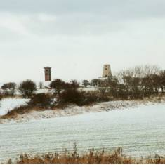 Cleadon Chimney and Windmill