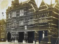 Wimbledon Fire Station, Queens Road