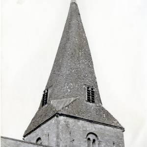Fownhope Church, 1933