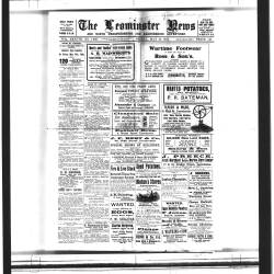 Leominster News - May 1918