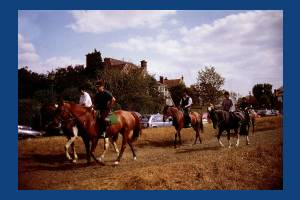 Wimbledon Common: Horse Riding & Pony Trails