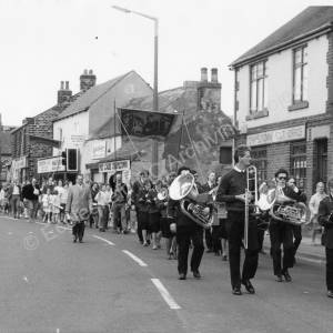 Chapeltown Whit Sing On Station Road
