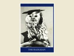 The Radleian 1985