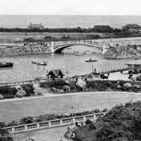Southport Bridge Marine lake
