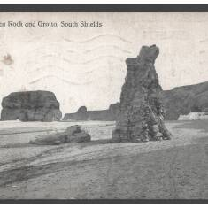 Marsden Rock and Grotto, South Shields