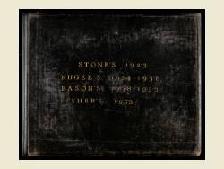 Photograph Album 1923-1960 - B Social 2 - Stone's, Nugees, Easons, Fishers