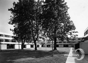 Eastfields Housing Estate: Mitcham