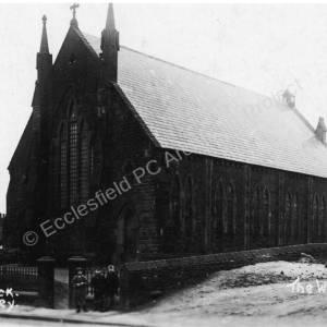 Methodist Chapel, Wortley Road High Green.