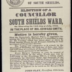 Election of a Councillor
