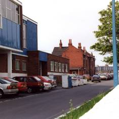 Westoe Colliery Offices