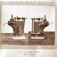 Brass finishing machine