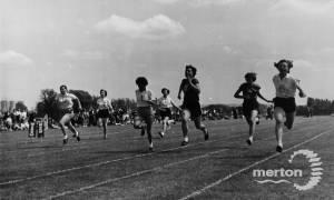 St Helier & district School Sports