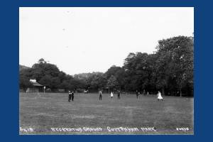 Recreation Ground, Cottenham Park, Wimbledon