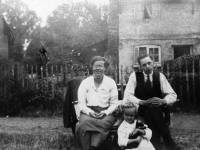 Lower Morden Lane: Farm Cottages