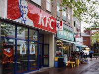 KFC & Pound Value, London Road