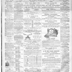 Ross Gazette - 1875