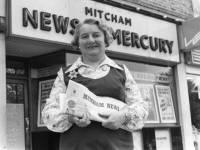 Mrs Mary White