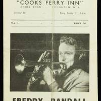 Freddy Randall and his Band, Cooks Ferry Inn, Edmonton - 1951 001