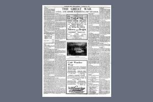 27 NOVEMBER 1915