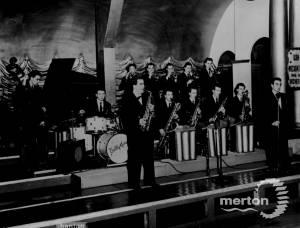 The Ken MacKintosh Orchestra at Wimbledon Palais.