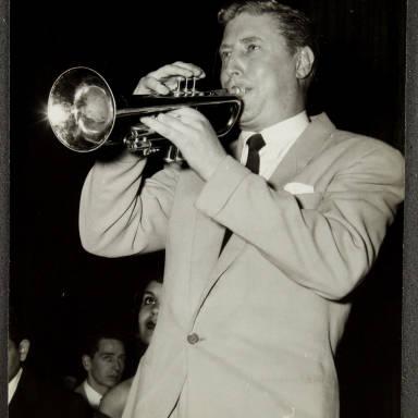 Eric Delaney Band trumpeter