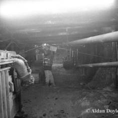 Underground Transformer