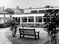 Glebelands, residential home, Mitcham