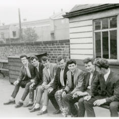Group of Young Men, Hebburn