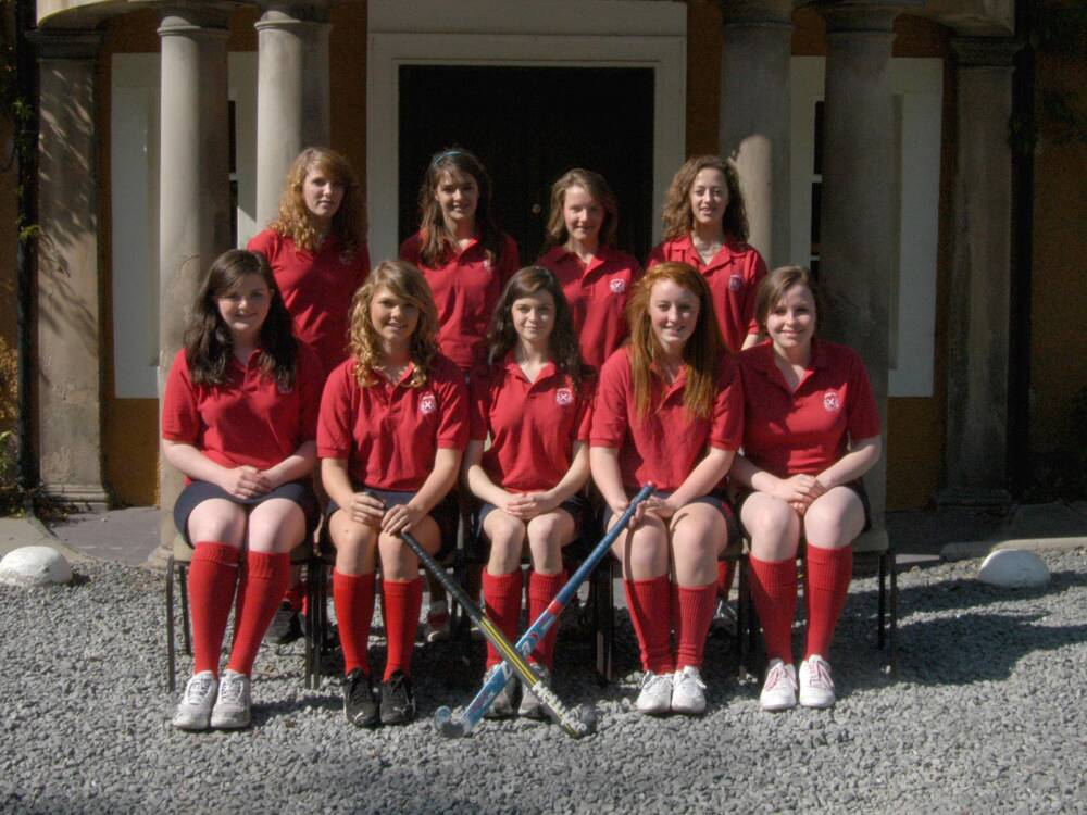 Girls Hockey 2008 U15