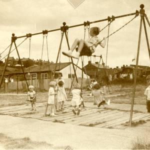CJS059 Playground, swings Ross-on-Wye.jpg