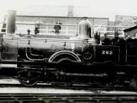 LSWR Beattie Well tank at Wimbledon Station