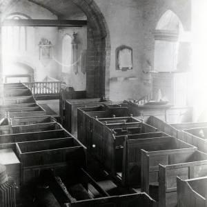 St Clydog's Church, Cloddock, chapel