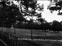 Cottenham Park Recreation ground, Raynes Park