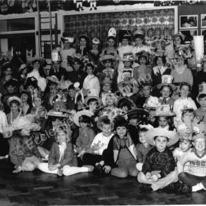 Coit Junior School Chapeltown Easter Bonnet Parade