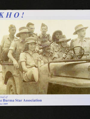 DEKHO! The Journal of The Burma Star Association - Issue No. 163, Year 2009