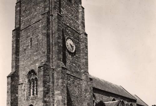 All Saints Church, c1930, East Budleigh