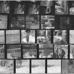 212-012 - Contact prints