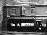 Church Road, No.98: Off-Licence