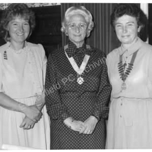Inner Wheel Club,Wortley  October 1986