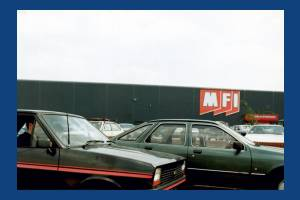 Plough Lane, Wimbledon: MFI furniture store