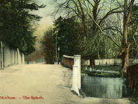 Bishopsford Road Bridge, Mitcham
